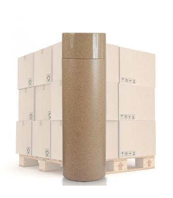 250ml Cardboard Effect Tubular Bottle & 20mm DW Cap