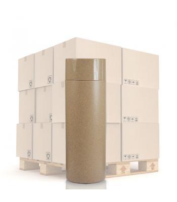 50ml Cardboard Effect Tubular Bottle & 20mm DW Cap