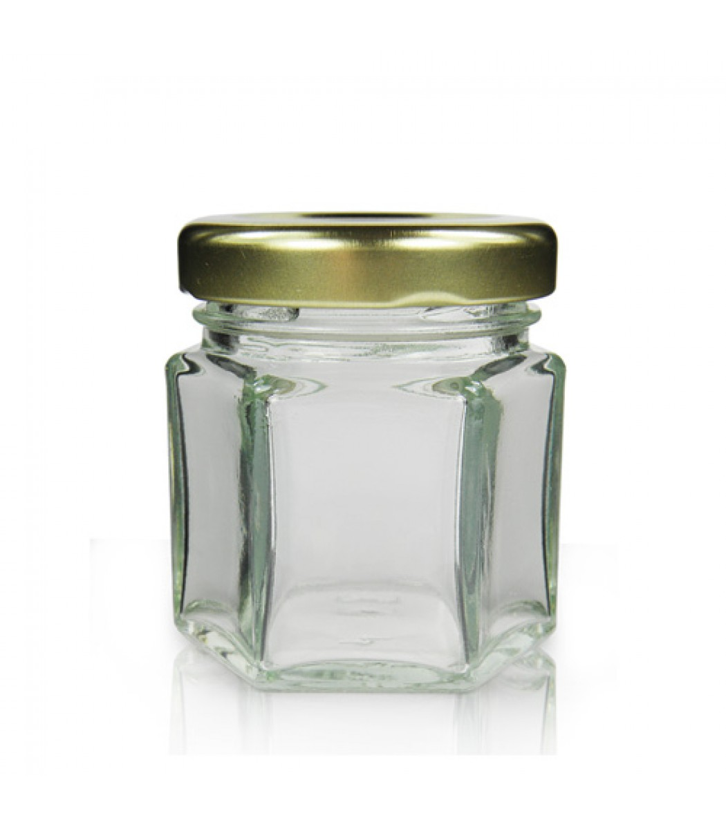 G Glass Jars
