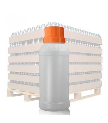 250ml Natural Juice Bottle & 32mm T/E Cap