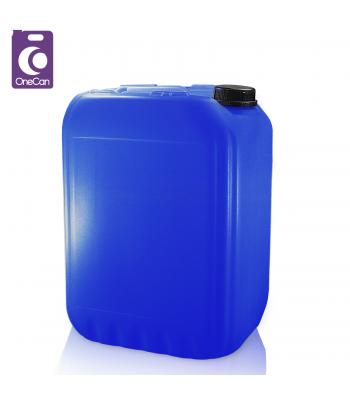 20L UN Blue Stackable & Din61 T/E Cap (P)
