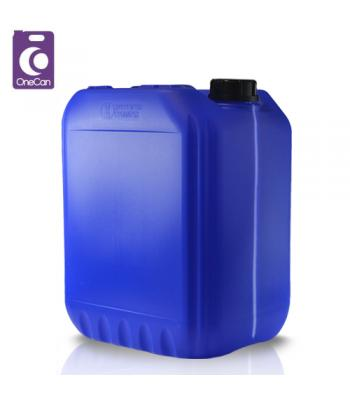 20L UN Blue Stackable with Visi-Strip & Din61 T/E Cap (P)