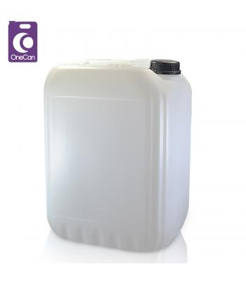 20L UN Natural Stackable & Din61 T/E Cap (P)