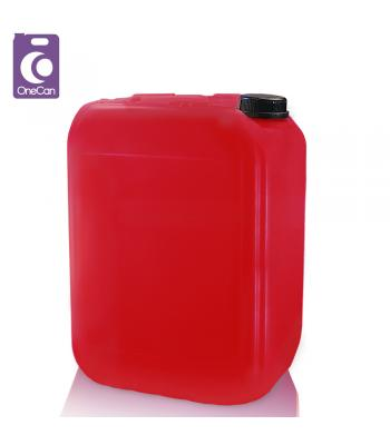 20L UN Red Stackable & Din61 T/E Cap (P)