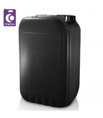 25L UN Black Stackable & Din61 T/E Cap (P)