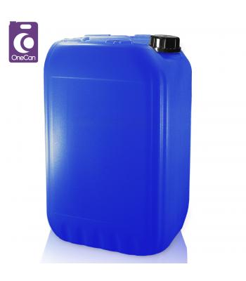 25L UN Blue Stackable & Din61 T/E Cap (P)