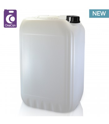 25L Natural Stackable & Din61 T/E Cap (P)