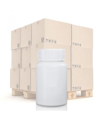 30ml White Pharmapac Container & 28mm/400 (R3) White Standard Cap