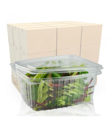 1000cc Deli Box With Hinged Lid