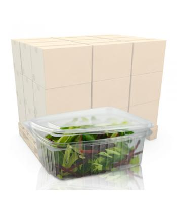 250cc Deli Box with Hinged Lid