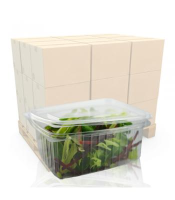 375cc Deli Box with Hinged Lid