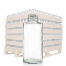100ml Clear Glass 'Simplicity' Bottle with 24mm Neck