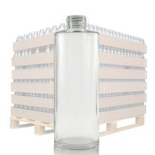 200ml Clear Glass 'Simplicity' Bottle with 24mm Neck