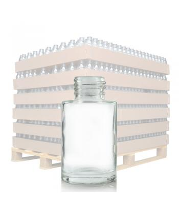 30ml Clear Glass 'Simplicity' Bottle with 24mm Neck