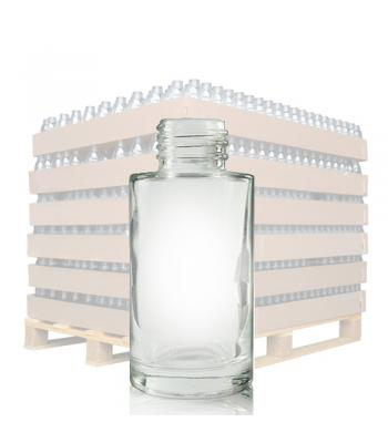 50ml Clear Glass 'Simplicity' Bottle with 24mm Neck
