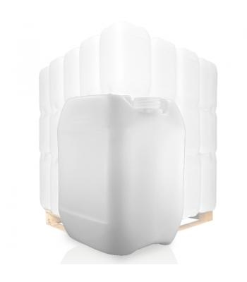 10L UN White Stackable & Din51 T/E Cap