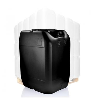 20L UN 1kg Black Stackable & Din61 T/E Cap