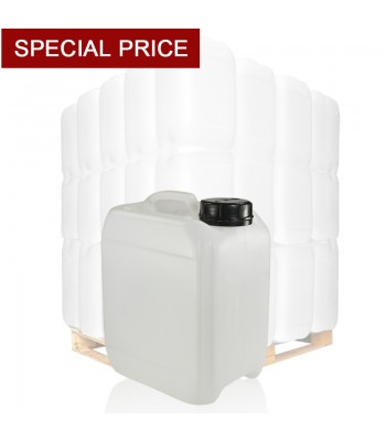 5L Natural Stackable (D) & Din51 T/E Cap