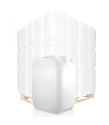 5L White Stackable & Din51 T/E Cap